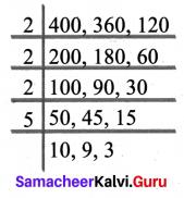 Samacheer Kalvi 6th Maths Solutions Term 2 Chapter 1 Numbers Ex 1.3 Q8