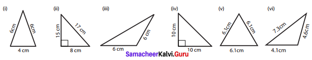 Samacheer Kalvi 6th Maths Solutions Term 2 Chapter 4 Geometry Ex 4.1 Q6