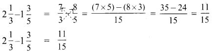 Samacheer Kalvi 6th Maths Solutions Term 3 Chapter 1 Fractions Ex 1.1 5