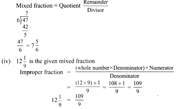 Samacheer Kalvi 6th Maths Solutions Term 3 Chapter 1 Fractions Ex 1.1 9