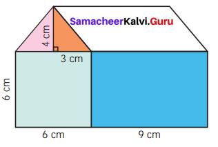 Samacheer Kalvi 6th Maths Solutions Term 3 Chapter 3 Perimeter and Area Ex 3.2 4