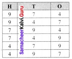 Samacheer Kalvi 6th Maths Term 1 Chapter 1 Numbers Ex 1.2 Q6