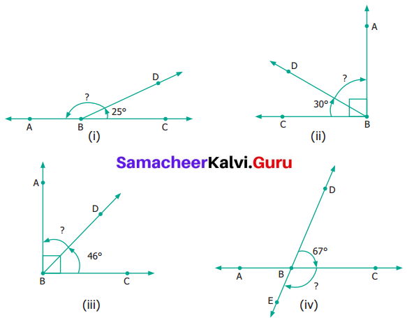 Samacheer Kalvi 6th Maths Term 1 Chapter 4 Geometry Ex 4.2 Q10
