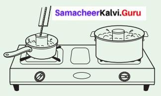6th Standard Science Heat Samacheer Kalvi