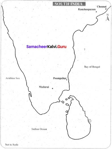 Samacheer Kalvi 6th Social Science History Solutions Term 1 Chapter 4 Ancient cities of tamilagam image - 7