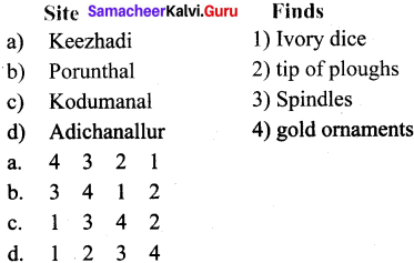 6th Standard Social Guide Vedic Culture In North India And Megalithic Culture In South India