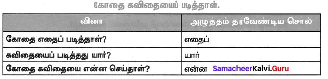 Samacheer Kalvi 7th Tamil Solutions Term 1 Chapter 1.5 குற்றியலுகரம், குற்றியலிகரம் - 5