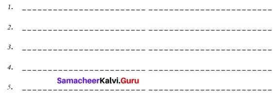 Samacheer Kalvi 7th Tamil Solutions Term 1 Chapter 3.5 வழக்கு - 10