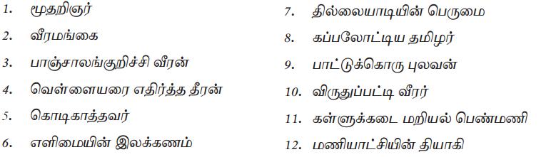 Samacheer Kalvi 7th Tamil Solutions Term 1 Chapter 3.5 வழக்கு - 15