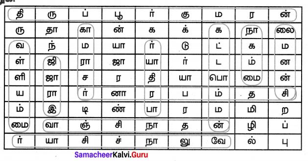 Samacheer Kalvi 7th Tamil Solutions Term 1 Chapter 3.5 வழக்கு - 7
