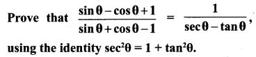 Samacheer Kalvi 10th Maths Solutions Chapter 6 Trigonometry Additional Questions 3