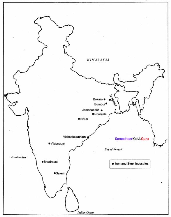 Class 10 Geography Chapter 4 Samacheer Kalvi