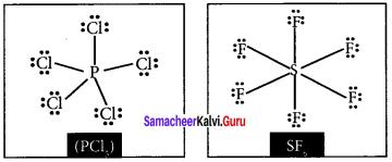 Samacheer Kalvi 11th Chemistry Solutions Chapter 10 Chemical Bonding-117