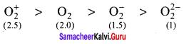 Samacheer Kalvi 11th Chemistry Solutions Chapter 10 Chemical Bonding-128