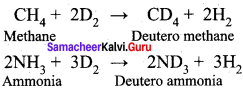 Samacheer Kalvi Class 11 Chemistry Solutions