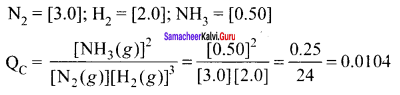 Samacheer Kalvi 11th Chemistry Solutions Chapter 8 Physical and Chemical Equilibrium-104