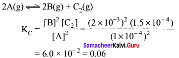 Samacheer Kalvi 11th Chemistry Solutions Chapter 8 Physical and Chemical Equilibrium-122