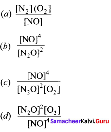 Samacheer Kalvi 11th Chemistry Solutions Chapter 8 Physical and Chemical Equilibrium-14