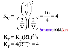 Samacheer Kalvi 11th Chemistry Solutions Chapter 8 Physical and Chemical Equilibrium-147