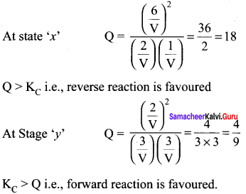 Samacheer Kalvi 11th Chemistry Solutions Chapter 8 Physical and Chemical Equilibrium-148