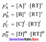 Samacheer Kalvi 11th Chemistry Solutions Chapter 8 Physical and Chemical Equilibrium-157