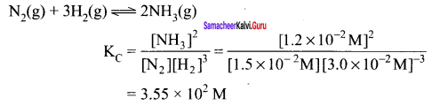 Samacheer Kalvi 11th Chemistry Solutions Chapter 8 Physical and Chemical Equilibrium-87