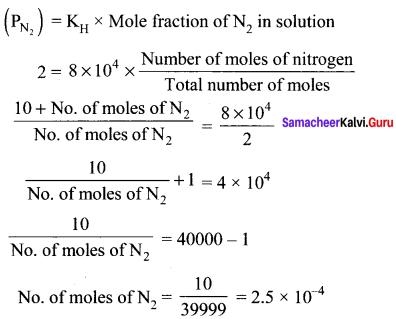 Samacheer Kalvi 11th Chemistry Solutions Chapter 9 Solutions-3