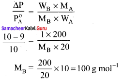 Samacheer Kalvi 11th Chemistry Solutions Chapter 9 Solutions-30