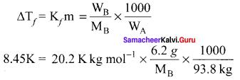 Samacheer Kalvi 11th Chemistry Solutions Chapter 9 Solutions-92