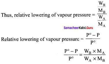 Samacheer Kalvi 11th Chemistry Solutions Chapter 9 Solutions-98
