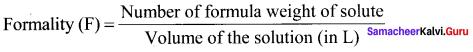 Samacheer Kalvi 11th Chemistry Solutions Chapter 9 Solutions-64