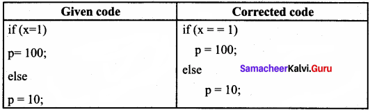 Samacheer Kalvi 11th Computer Science Solutions Chapter 10 Flow of Control 2