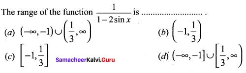 Samacheer Kalvi 11th Maths Solutions Chapter 1 Sets Ex 1.5 20
