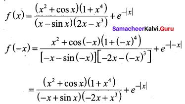 Samacheer Kalvi 11th Maths Solutions Chapter 1 Sets Ex 1.5 33