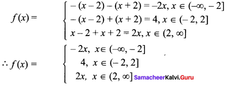 Samacheer Kalvi 11th Maths Solutions Chapter 1 Sets Ex 1.5 4