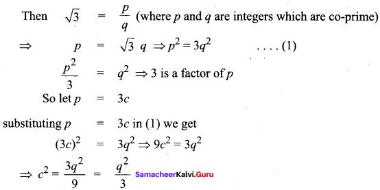 Samacheer Kalvi 11th Maths Solutions Chapter 2 Basic Algebra Ex 2.1 3