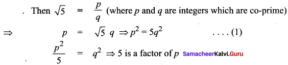 Samacheer Kalvi 11th Maths Solutions Chapter 2 Basic Algebra Ex 2.1 5