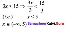 10th Samacheer Maths Exercise 2.3 Solutions