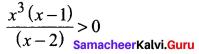 Samacheer Kalvi 11th Maths Solutions Chapter 2 Basic Algebra Ex 2.8 1