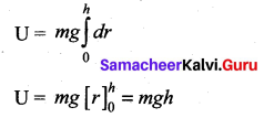 Samacheer Kalvi 11th Physics Solutions Chapter 4 Work, Energy and Power 102