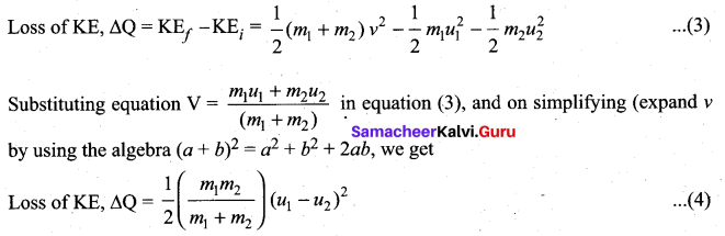 Samacheer Kalvi 11th Physics Solutions Chapter 4 Work, Energy and Power 32