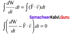 Samacheer Kalvi 11th Physics Solutions Chapter 4 Work, Energy and Power 40