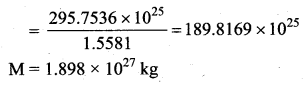 Samacheer Kalvi 11th Physics Solutions Chapter 6 Gravitation 209