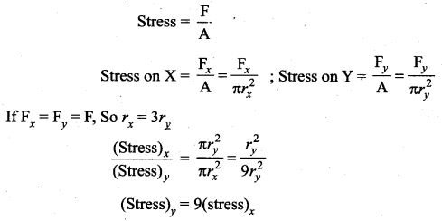 Samacheer Kalvi 11th Physics Solutions Chapter 7 Properties of Matter 1