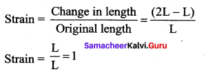 Samacheer Kalvi 11th Physics Solutions Chapter 7 Properties of Matter 2