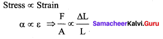 Samacheer Kalvi 11th Physics Solutions Chapter 7 Properties of Matter 30