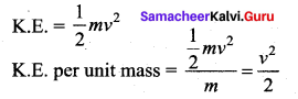 Samacheer Kalvi 11th Physics Solutions Chapter 7 Properties of Matter 38