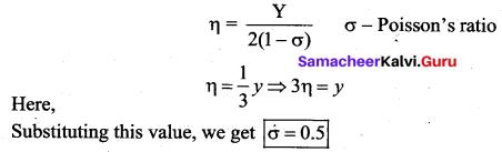 Samacheer Kalvi 11th Physics Solutions Chapter 7 Properties of Matter 4