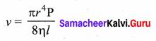 Samacheer Kalvi 11th Physics Solutions Chapter 7 Properties of Matter 70
