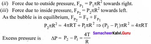 Samacheer Kalvi 11th Physics Solutions Chapter 7 Properties of Matter 73